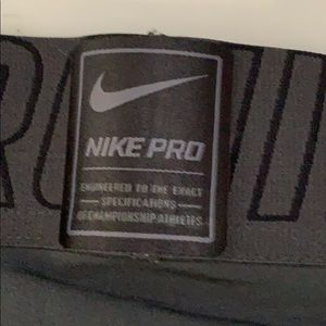 Nike Pants - Men's Nike pro hyper compression tight large NWT